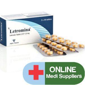 Buy original Letrozole