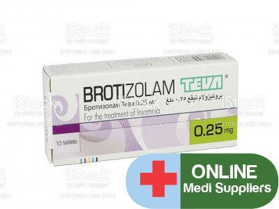 Buy Brotizolam Online