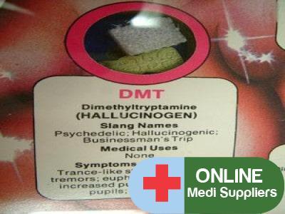 Dimethyltryptamine for sale
