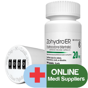 Buy Zohydro ER online